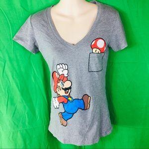 Super Mario shirt size medium